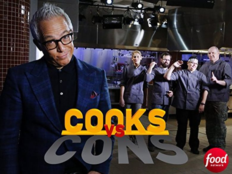 Cooks vs. Cons Poster