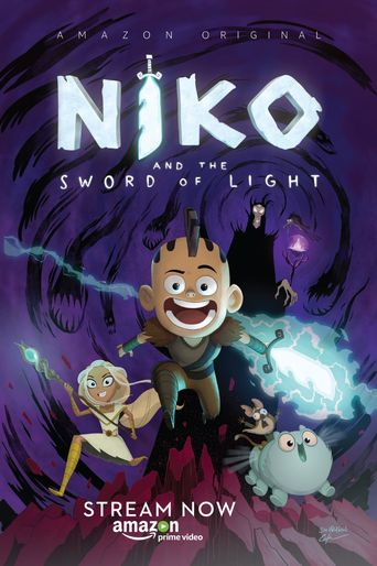 Watch Niko and the Sword of Light