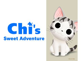 Chi's Sweet Adventure Poster