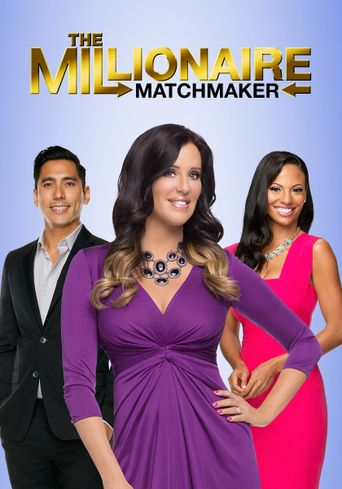 The Millionaire Matchmaker Poster