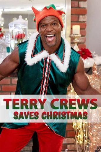 Terry Crews Saves Christmas Poster