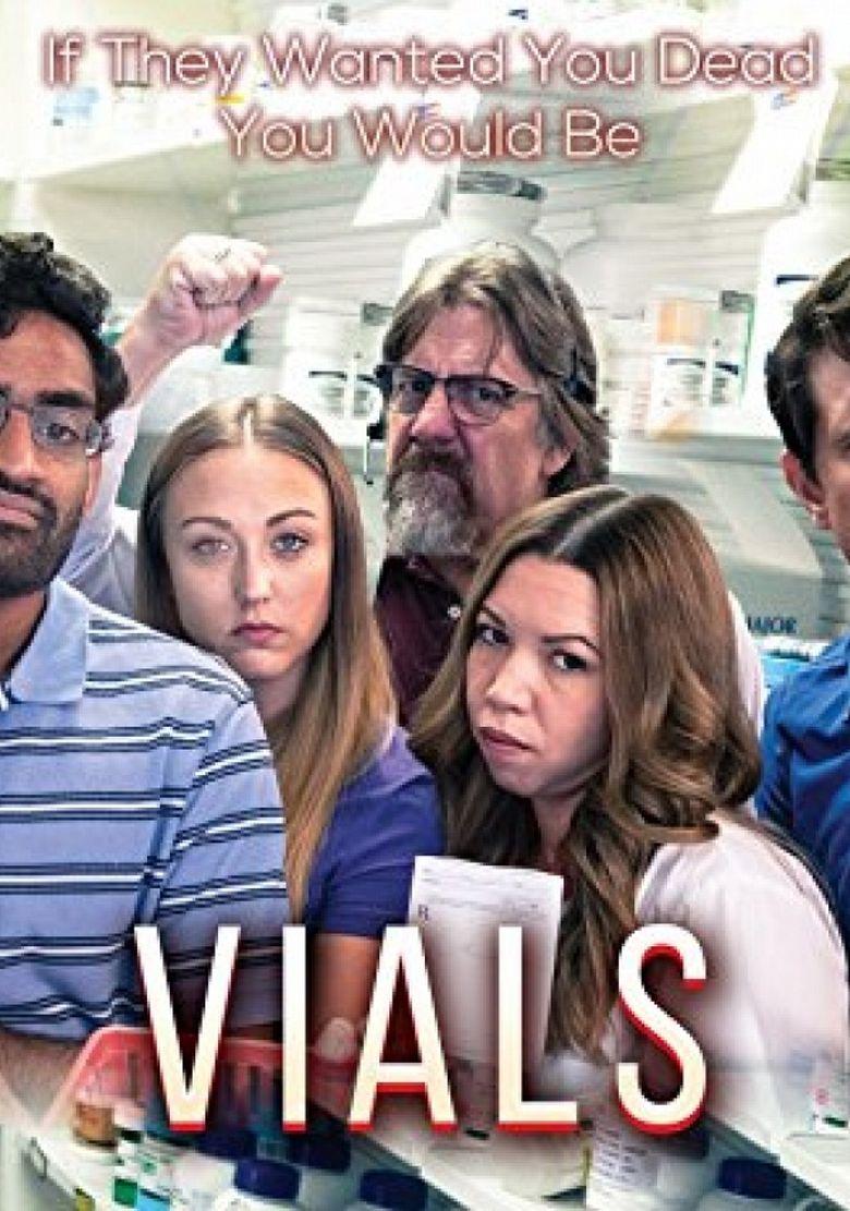 Vials Poster