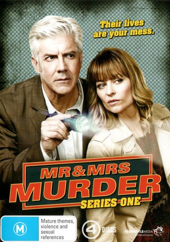 Mr & Mrs Murder Poster