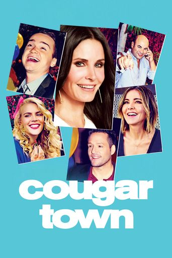 Watch Cougar Town
