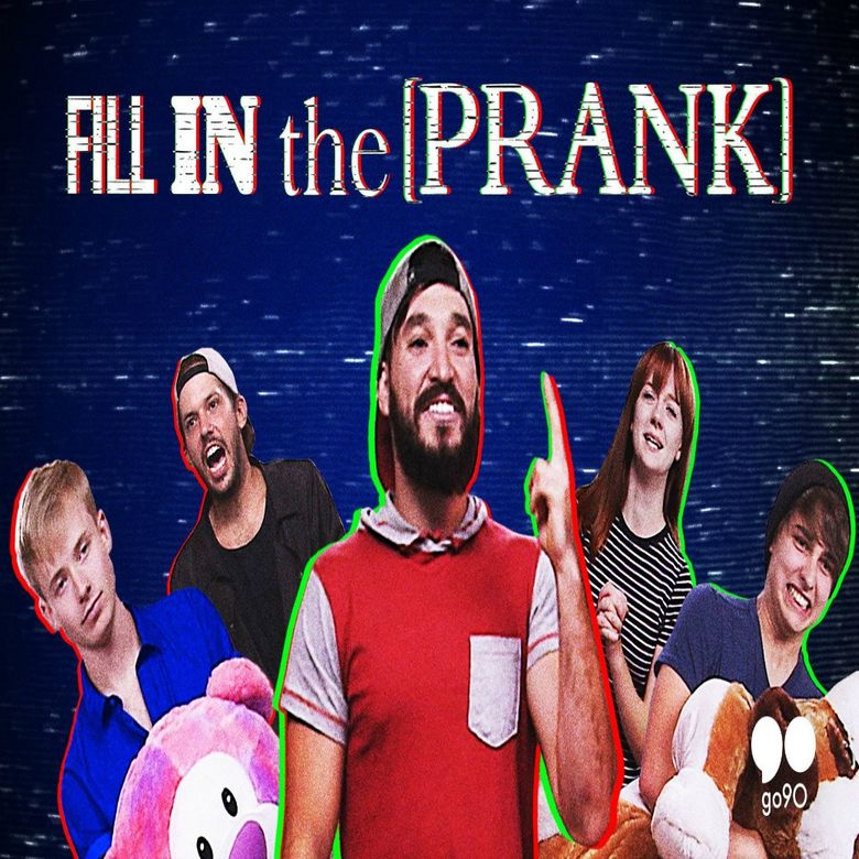 Fill in the Prank Poster