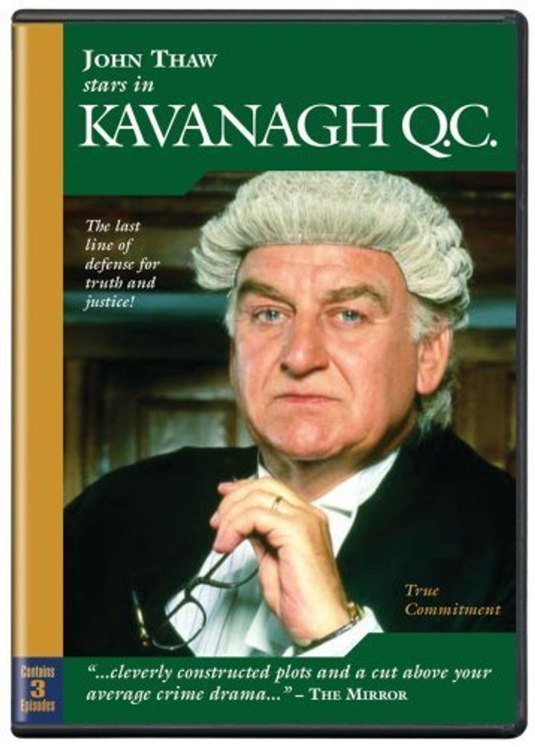 Kavanagh Qc Watch Episodes On Prime Video Britbox And