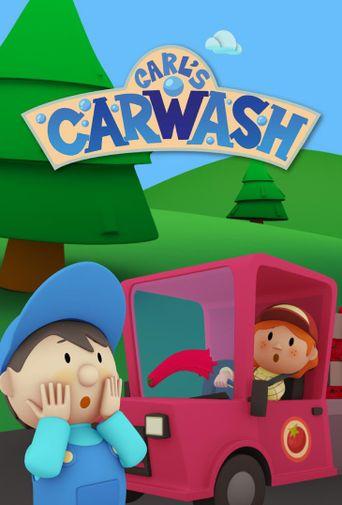 Carl's Car Wash - Super Simple Poster