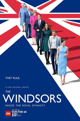 The Windsors: Inside the Royal Dynasty Poster