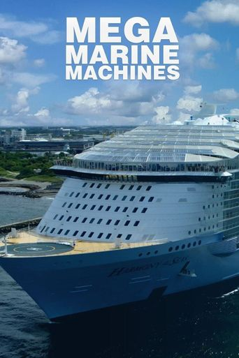 Marine Machines Poster