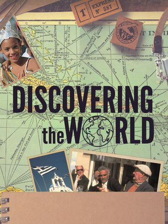 Discovering the World Poster