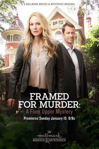 Framed for Murder: A Fixer Upper Mystery Poster