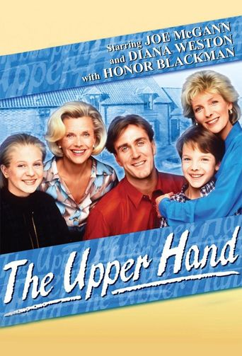 The Upper Hand Poster