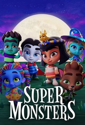 Super Monsters Poster