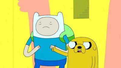 Season 05, Episode 01 Finn the Human