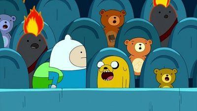 Season 11, Episode 05 Son of Rap Bear / Bonnibel Bubblegum