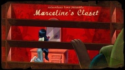 Season 03, Episode 21 Marceline's Closet