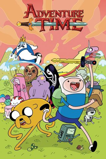 Watch Adventure Time