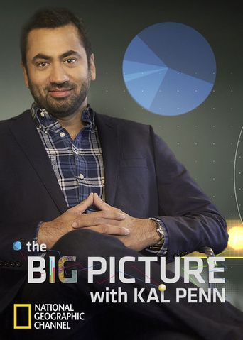 The Big Picture with Kal Penn Poster