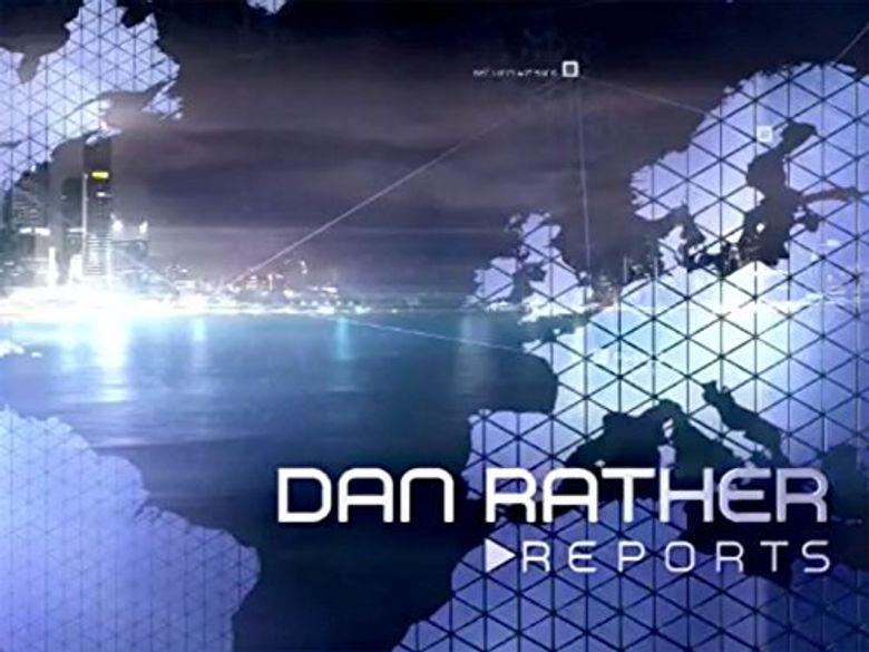 Dan Rather Reports Poster