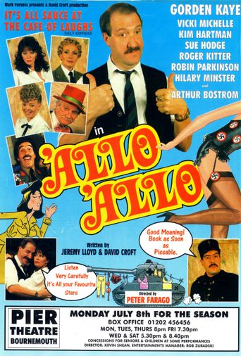 Watch 'Allo 'Allo!