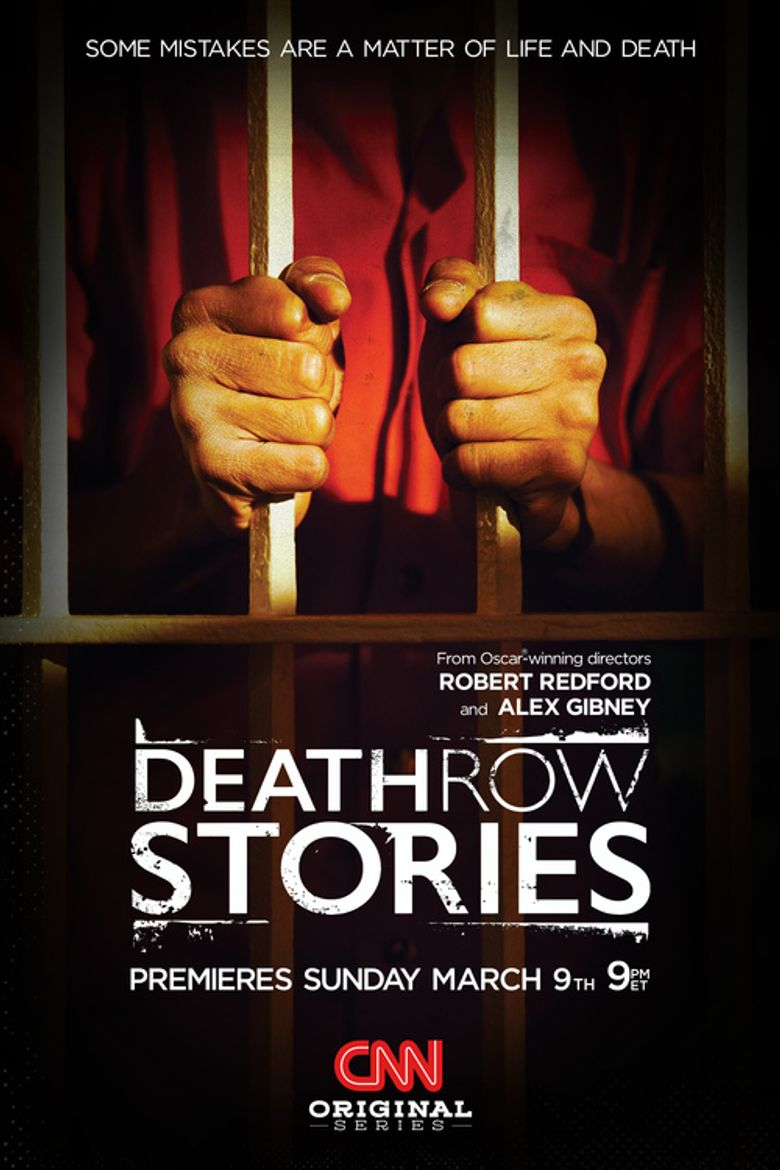 Death Row Stories Poster