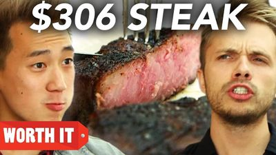 Season 01, Episode 04 $11 Steak Vs. $306 Steak