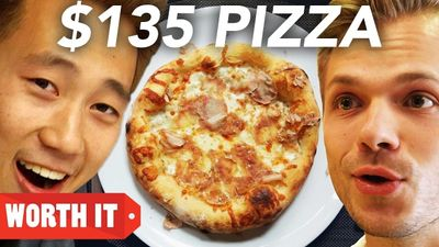 Season 01, Episode 03 $5 Pizza Vs. $135 Pizza