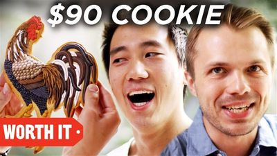 Season 05, Episode 03 $1 Cookie Vs. $90 Cookie