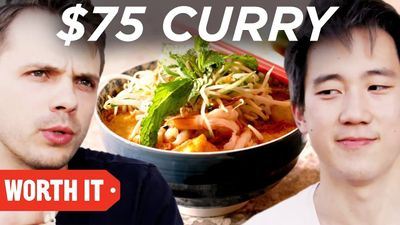Season 05, Episode 02 $2 Curry Vs. $75 Curry