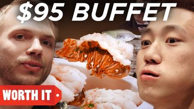 Season 02, Episode 02 $7 Buffet Vs. $95 Buffet