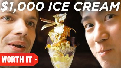Season 02, Episode 04 $1 Ice Cream Vs. $1,000 Ice Cream