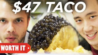 Season 02, Episode 03 $47 Taco Vs. $1 Taco