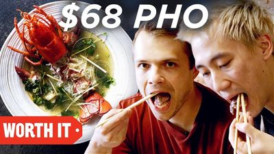 Season 04, Episode 06 $7 Pho Vs. $68 Pho