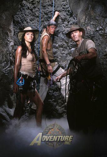 Adventure Inc. Poster