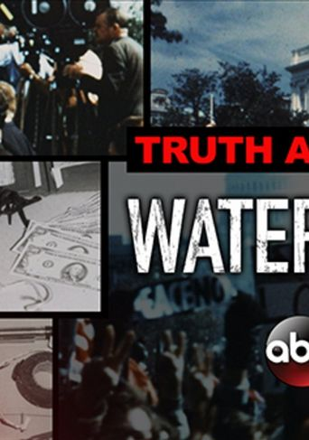 Truth and Lies: Watergate Poster