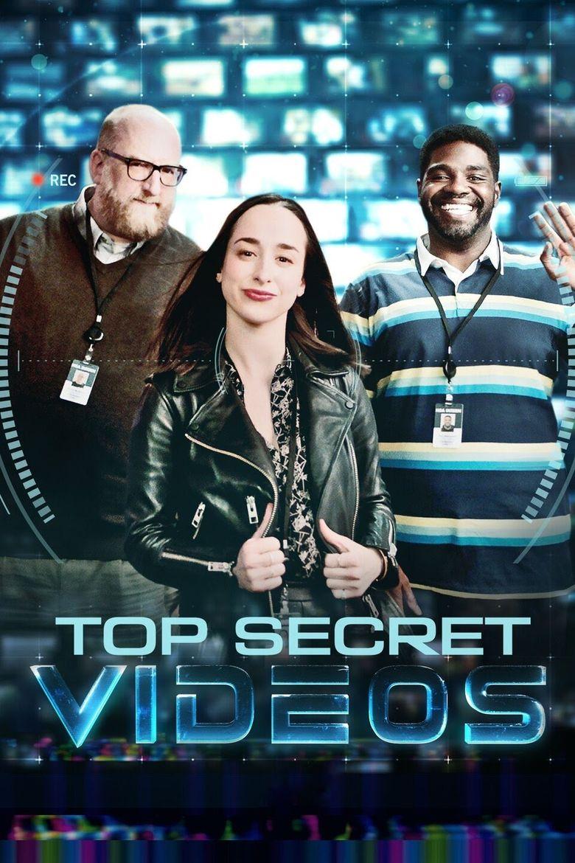 Top Secret Videos Poster