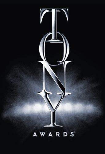 The Tony Awards Poster