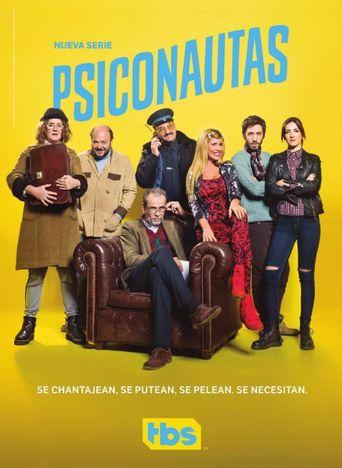 Psiconautas Poster