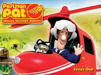 Postman Pat: Special Delivery Service Poster