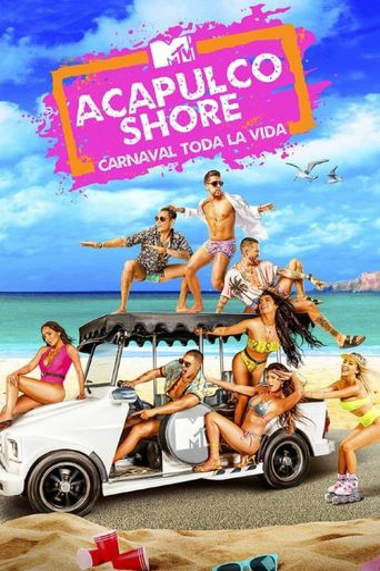 Acapulco Shore Poster