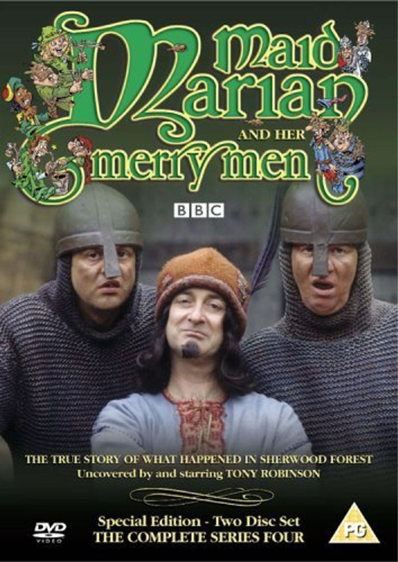 Maid Marian and Her Merry Men Poster