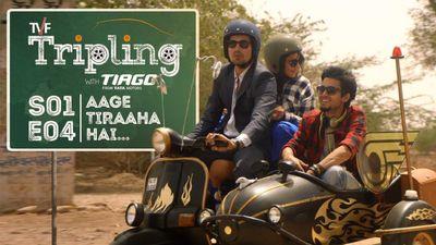 Season 01, Episode 04 Aage Tiraaha Hai…