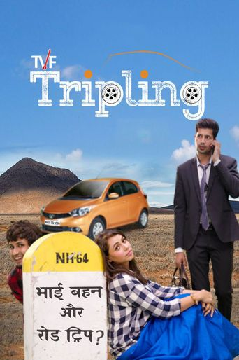 TVF Tripling Poster