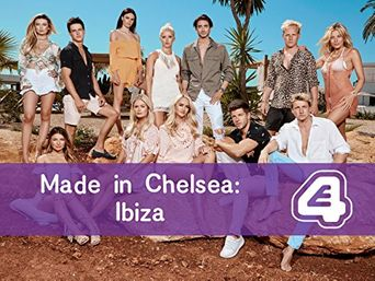 Made in Chelsea: Ibiza Poster