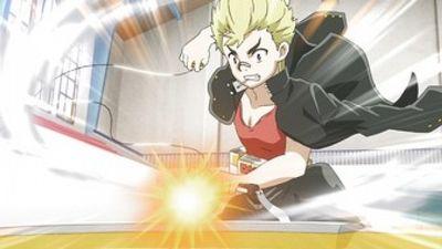 Watch SHOW TITLE Season 09 Episode 09 Manly Spirit! Blaze Ragnaruk!!