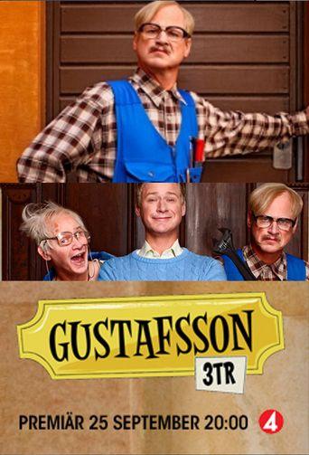 Gustafsson 3 tr Poster