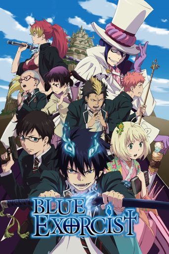Watch Blue Exorcist