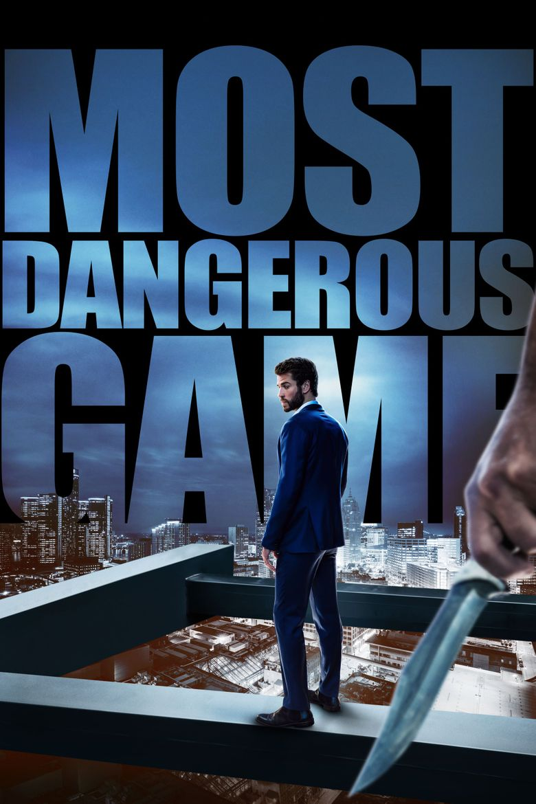Most Dangerous Game Poster