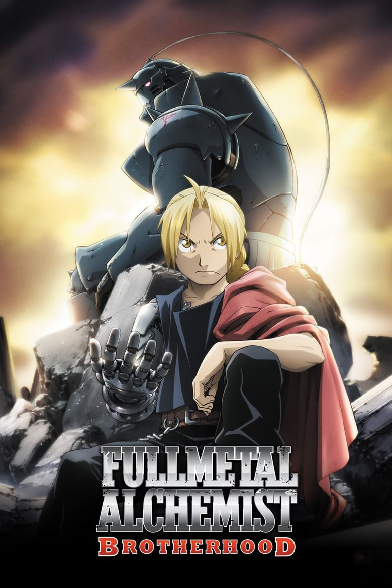Watch Fullmetal Alchemist: Brotherhood