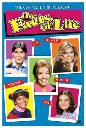 The Facts of Life Poster